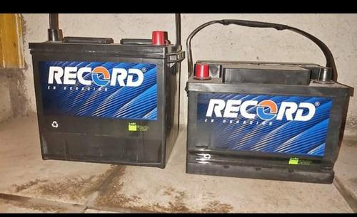 bateria nuevas y semi nueva adomicilio 72298139 y
