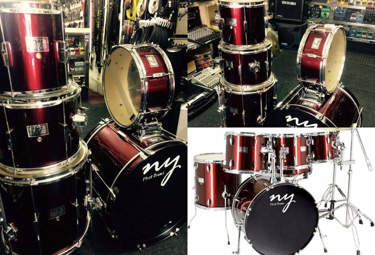 bateria ny first loja jarbas instrumentos musicais r 1 790 00