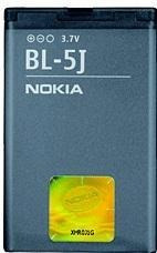 bateria oem nokia bl-5j 5228 5230 nuron 5235 5800 xpressmusi