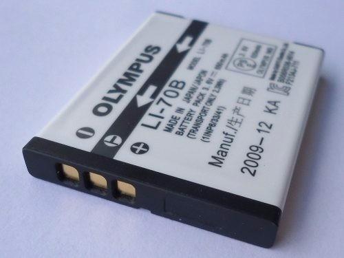batería olympus li-70b fe4020 fe4020 fe4040 x940