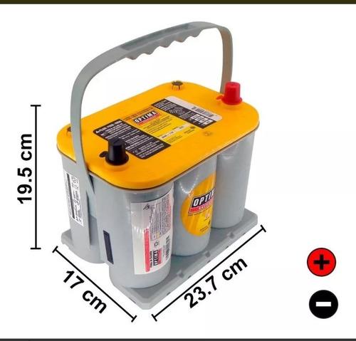 bateria optima modelo 35 nuevas