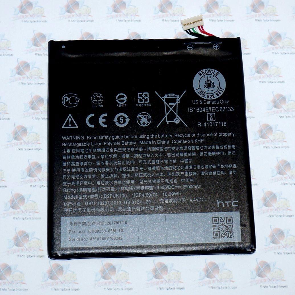 Bateria Original 35h00258-03m Htc Desire 10 Lifestyle 825