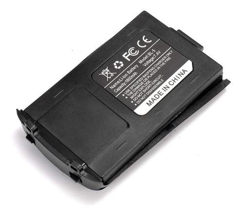 bateria original accesorio radio handy baofeng uv5r walkie talkie + cuotas