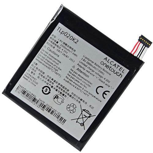 bateria original alcatel idol 3 ot6039 ot 6039a idol 3 mini