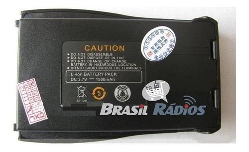 bateria original baofeng bf-610 bf-618 rick-l 777