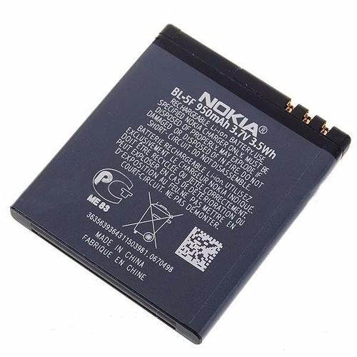 bateria original bl-5f nokia n95 frete grátis com garantia