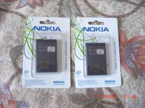 bateria original bl-5j 5800 sellado solo a pedido