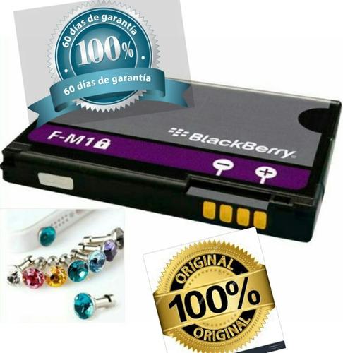 bateria original blackberry pearl 9100 - 9105 + obsequio