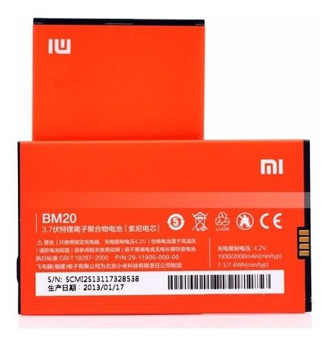 bateria original bm20 xiaomi m2 m2s mi2 mi2s 2 2s