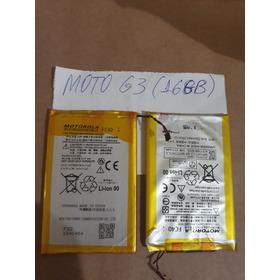 Bateria Original Celular Motorola Moto G3 Enviamos Td.brasil