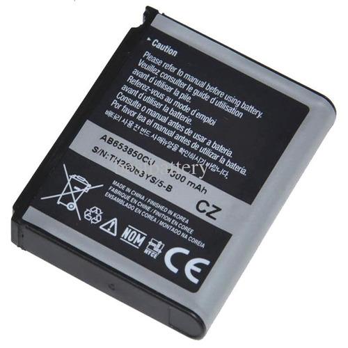 bateria original celular samsung ab653850cu 1500mah  i7500l