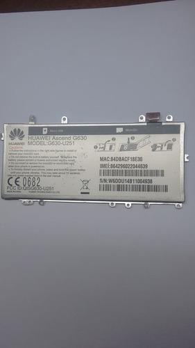 bateria original de huawei g630 excelente calidad