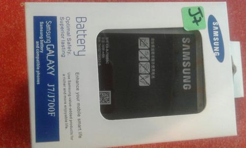 bateria original de samsung j7, nuevas a domicilio