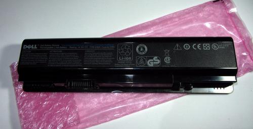 bateria original dell g069h p/ vostro 1014 - frete grátis!