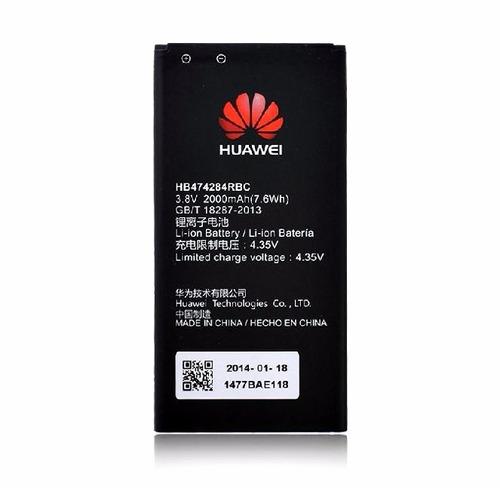 bateria original huawei ascend y550 y625 y635 hb474284rbc