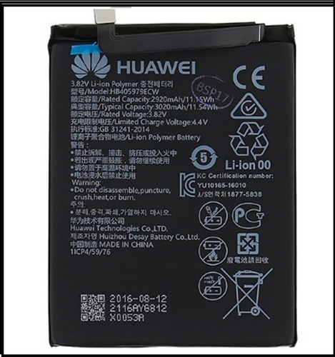 batería original huawei p9 lite smart