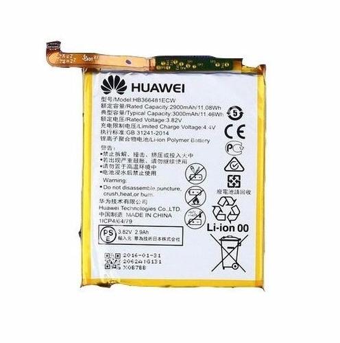 bateria original ® huawei p9 p9 lite hb366481ecw 3000mah