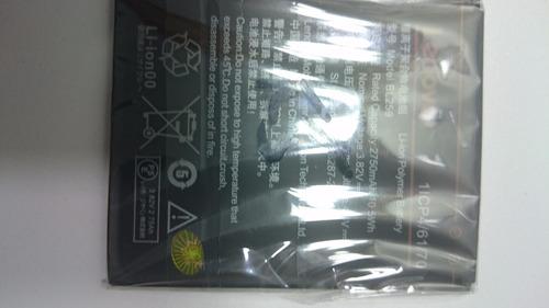 bateria original lenovo k5 vibe 2750mah