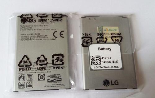 bateria original lg bl-41zh l50 garantia frete grátis