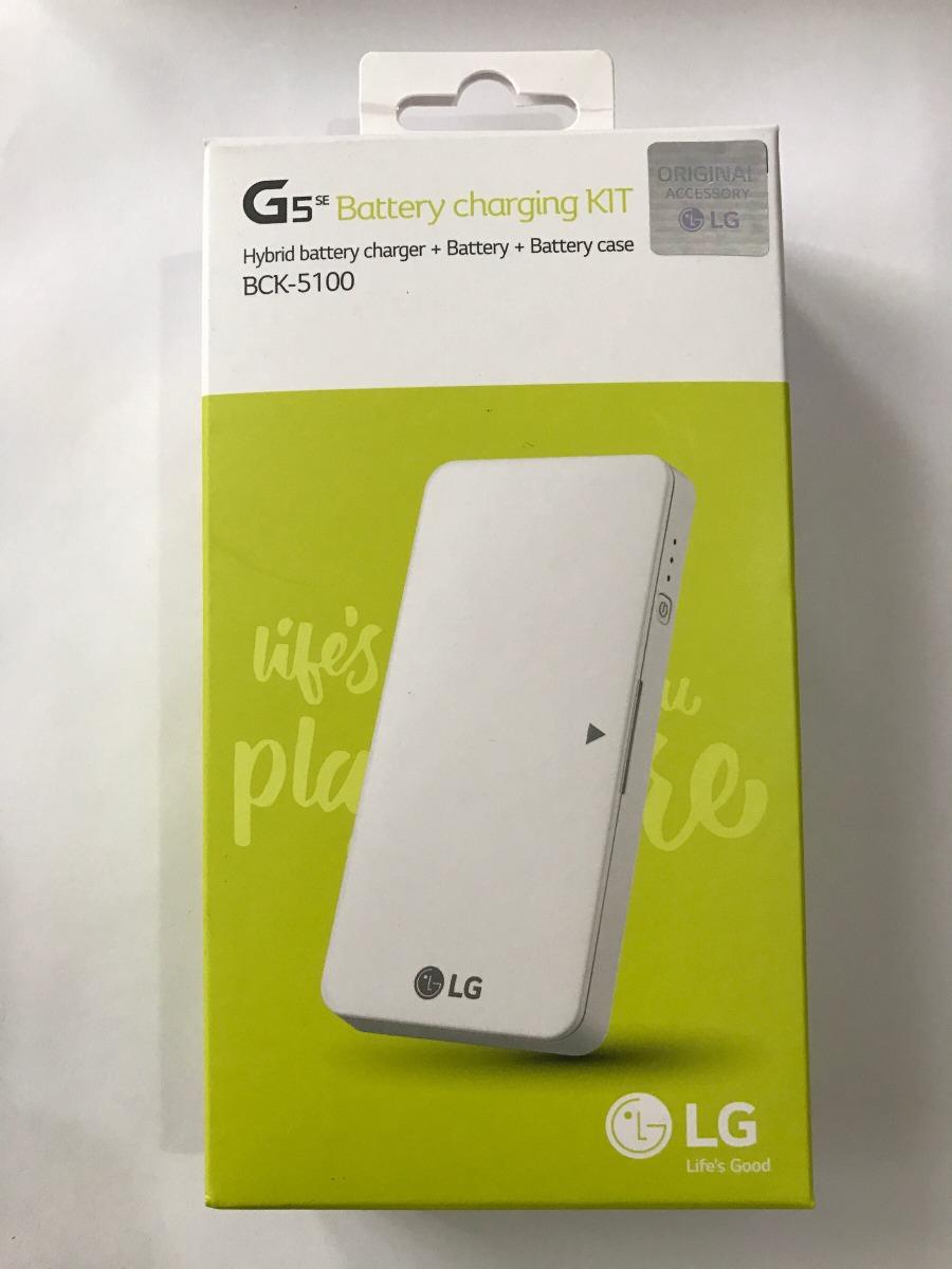 Batería Original Lg G5 Power Bank