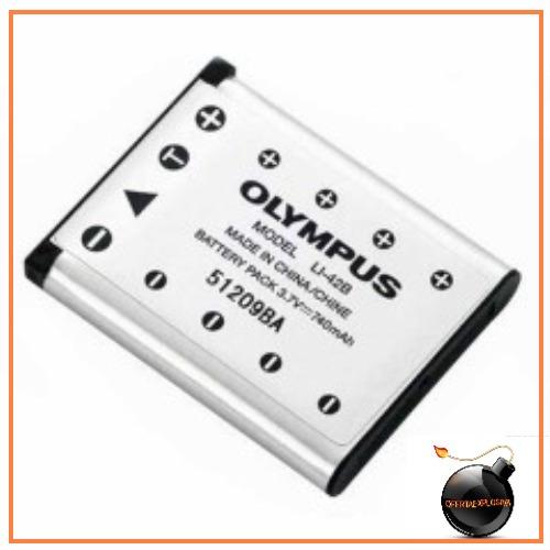bateria original li-42b olympus fe-190 fe-230 fe-240 fe-250
