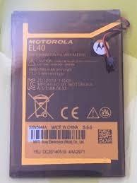 bateria original motorola el40 moto e xt 1021 1022 1025 el40