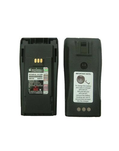 batería original motorola p/radios ep450 nueva en caja