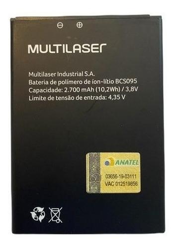 bateria original multilaser g bcs095 2700 mah lacrada anatel