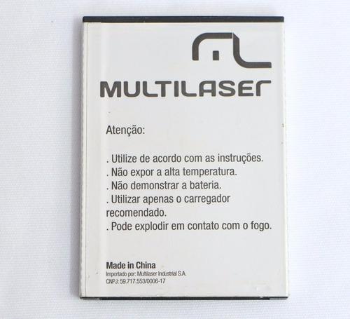 bateria original multilaser m5 3g btn0332 2150 mah original