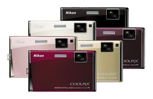 bateria original nikon en-el10 coolpix s60 s80 s200 s205