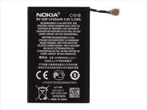 bateria original nokia 800 bv-5jw