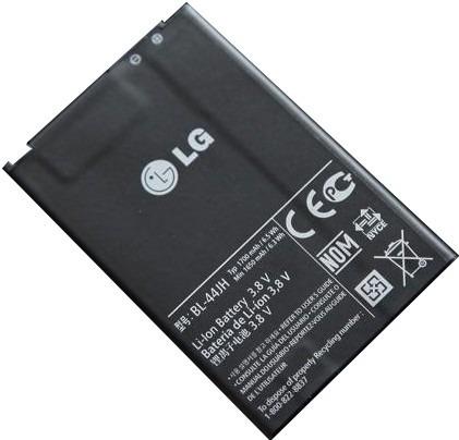 bateria original p/ celular lg e455 optimus l5 ii dual- nova