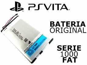 bateria original para psvita normal fat quito y envíos
