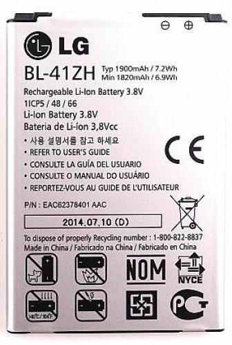 bateria original p/celular lg d227 l50 sporty tv dual