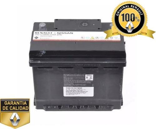 batería original - renault diesel 60 a/h (510amp)