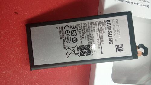 bateria original samsung a7 2017, con garantia, nuevas .