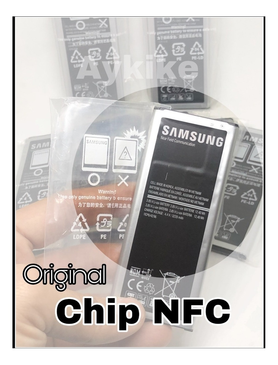 note 4 battery nfc chip