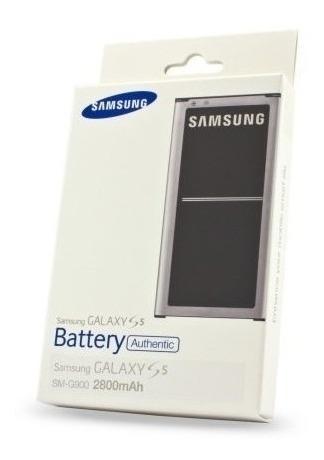 bateria original samsung galaxy s5   *garantia: 3 meses