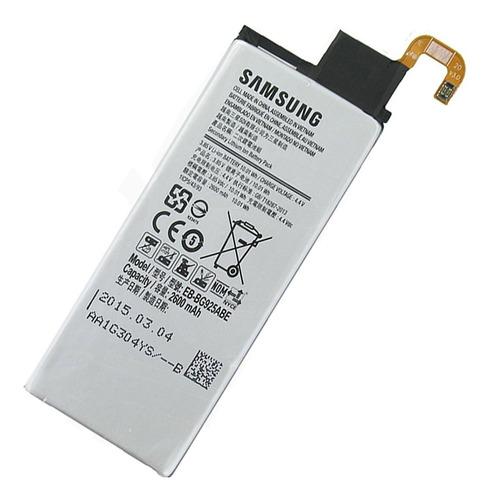 bateria original samsung s6 edge sm- g925 caja 2600 mah