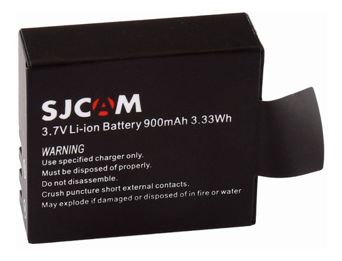 bateria original sj4000, sj5000 sjcam câmera filmadora extra