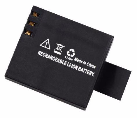 bateria original sjcam para camaras sj4000 y sj5000 900mah