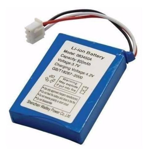 bateria original telefone celular d mesa ca-40/42/3g aquário