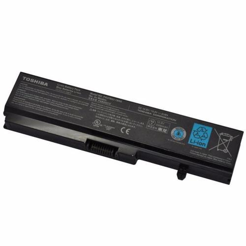 bateria original toshiba pa3780 satellite t110 t110d pa3780u