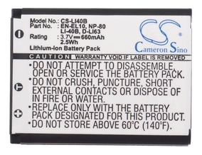 Cargador de batería para BenQ e1460 e1480 t1260 t1460 w1220 e-1460 e-1480 t-1260 t-146