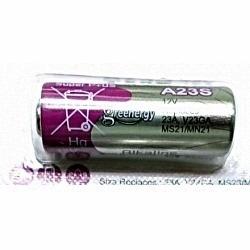 bateria p/ controle alarme portão 12v a23 alkaline gp
