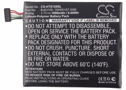 Batería P/ Htc One X, Xt, Endeavor