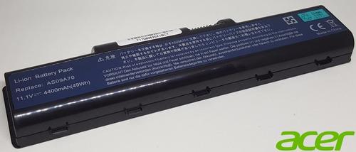 bateria p/ notebook acer aspire 4732 5332 5517 5532 as09a31