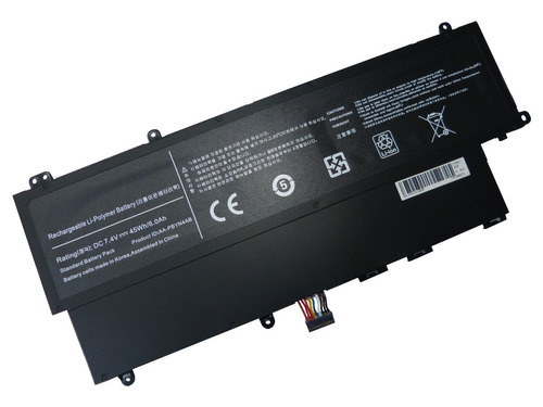 bateria p/ notebook samsung ultrabook np530 np530u4b series