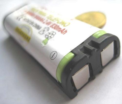bateria p/ panasonic hhrp105., p105 tipo 31 2.4v 830 mah