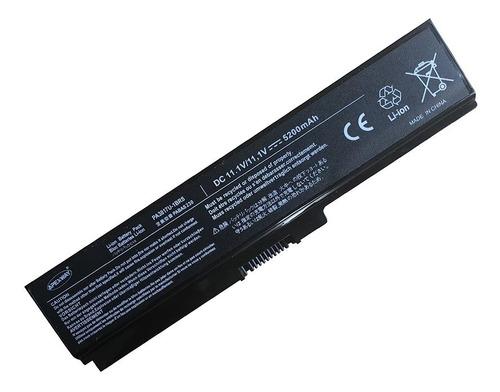 bateria p/ toshiba satellite pro pa3817u-1brs pa3818u-1brs